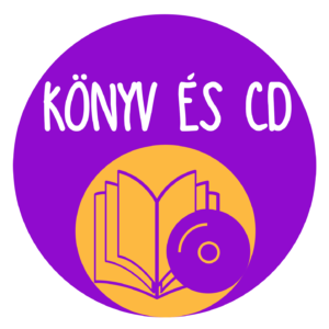 Könyvek CD melléklettel